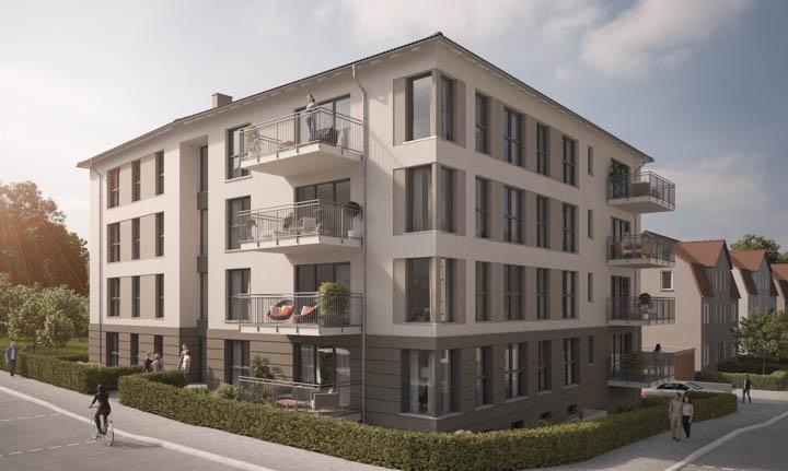 Alterswohnsitz in Dresden