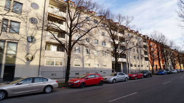Vermietete Wohnungen in München 1