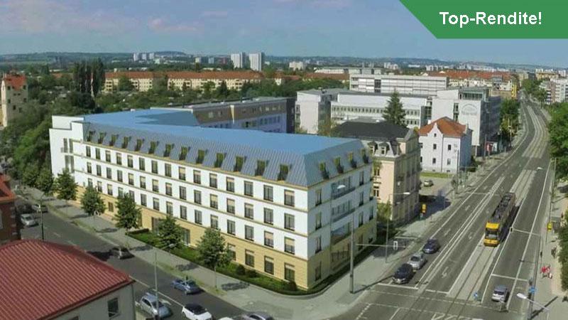 Seniorenresidenz Pohlandplatz