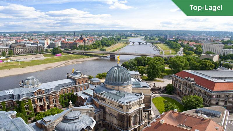 Vermietete Wohnungen in Dresden